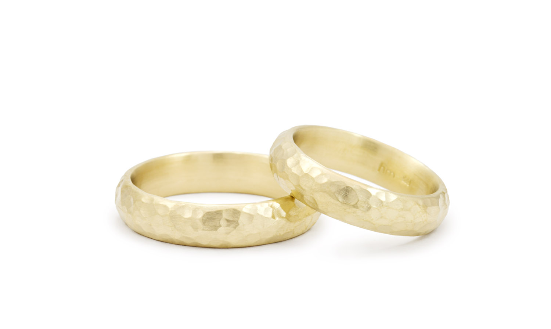 Partnerringe SASCHA Gold